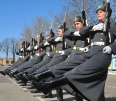 В Одессе мирная мобилизация резервистов