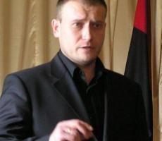 Дмитрий Ярош объявил войну Кремлю