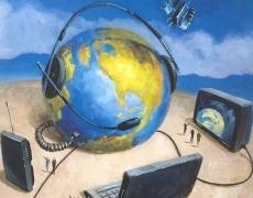 Украина в эпицентре информационной войны