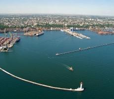 Часть пограничных кораблей переведены из Крыма в Одессу