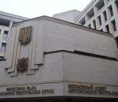 Крымское правительство отказало Верховной Раде в переговорах