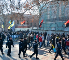 Битва за Одессу продолжается: два митинга в один день