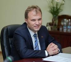 Евгений Шевчук заверил Украину в миролюбии