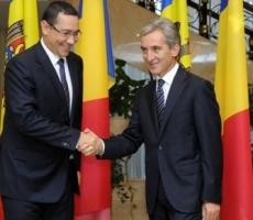Сегодня премьеры Молдовы и Румынии встретились в Кишиневе