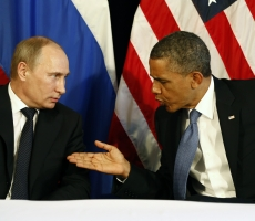 Путин и Обама не стали ссориться из-за Крыма