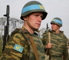 Миротворцы России усилили контроль на въезде в Приднестровье