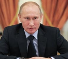 Владимир Путин подписал Конституционный закон о принятии Крыма в состав РФ