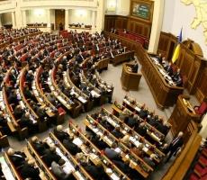 Половине депутатов Верховной Рады Украины запрещено въезжать в Крым