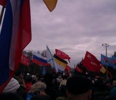 Уличные баталии в Одессе