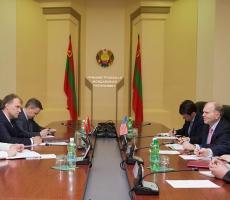 Приднестровье и США обсудили ситуацию на границе с Украиной