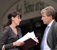 1 апреля состоится встреча Нины Штански и Евгения Карпова
