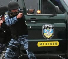 В Украине задержали 12 бойцов Беркута по подозрению в убийстве