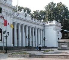 Одесский горсовет теряет работоспособность