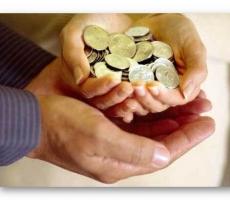 Миндоходов Украины: Благотворительная помощь не включается в состав расходов