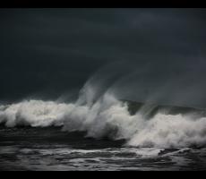 На юг Украины надвигается шторм
