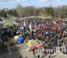 В Одессе объявлена мобилизация общественных сил