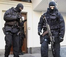 СБУ вступила в схватку с вооруженными диверсантами в Луганске