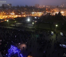 Ночь в Одессе прошла спокойно