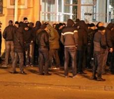 Прошедшей ночью в Луганске и Донецке были захвачены здания СБУ