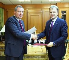 Дмитрий Рогозин получил благодарность из Приднестровья