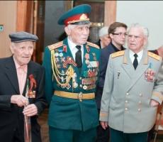 Одесситы отмечают 70-летие освобождения города от фашистов