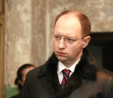 Премьер Украины Яценюк сегодня посетит Донецк