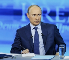17 апреля Владимир Путин ответит на вопросы граждан РФ