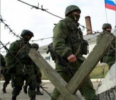 Россия вторглась в Восточные районы Украины