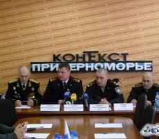 Казаки Одессы обеспокоены событиями на Востоке Украины