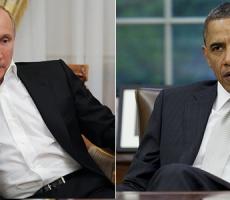 Путин и Обама пытаются влиять на ситуацию в Украине