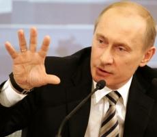 Путин проинформировал Меркель о гражданской войне в Украине