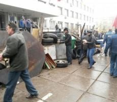 Горячие точки востока Украины