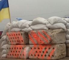 Одессу окружили блокпосты самообороны города