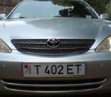 В Украине досматривают автомобили на приднестровских номерах