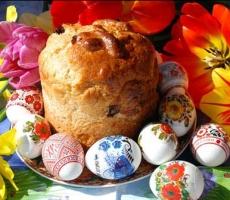 Украинские семьи сократят расходы на пасхальные праздники