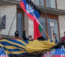 Донецкие федералисты требуют референдума в Украине