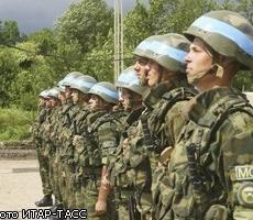 Миротворцы России могут войти в украинский Славянск