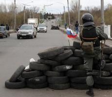 Информационная война вокруг Славянска нарастает