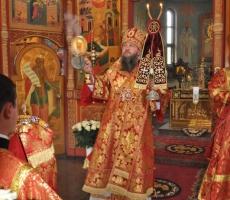 Архиепископ Тираспольский Савва поздравил православных приднестровцев с Пасхой