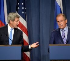 Сергей Лавров призвал Джона Керри не допустить кровопролития на Украине