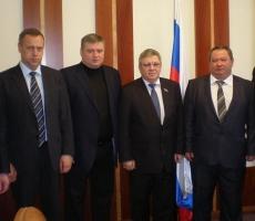 Приднестровские депутаты передали в Госдуму обращение с просьбой о признании ПМР