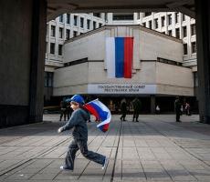 300 000 крымчан получили российские паспорта