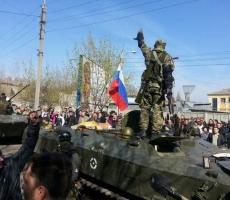 Россию провоцируют на военное вторжение в Украину
