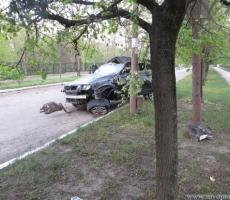 Автомобильная катастрофа на севере Приднестровья