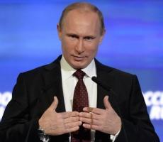 Владимир Путин пригрозил киевским властям