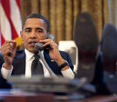 Барак Обама не будет вводить вооруженные войска в Украину