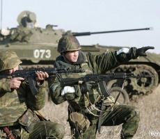 Российская армия нависла над Украиной