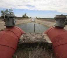 Крым остался без Днепровской воды