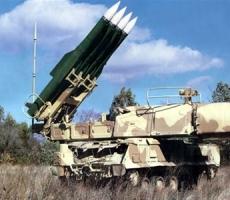 ПВО Украины противостоят авиации России