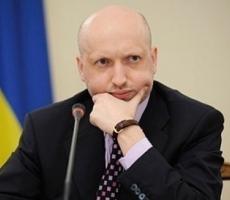 """Турчинов: """"Объединить украинское общество - наша основная цель"""""""